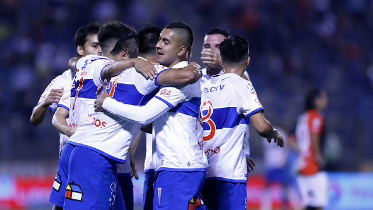 """En la UC celebran puntos perdidos por Colo Colo: """"Nos dan vida, vamos a luchar hasta el final"""""""
