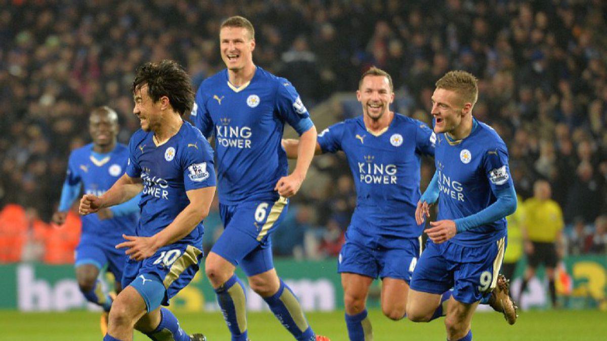 Leicester sigue soñando con el título tras vencer al Newcastle en la Premier