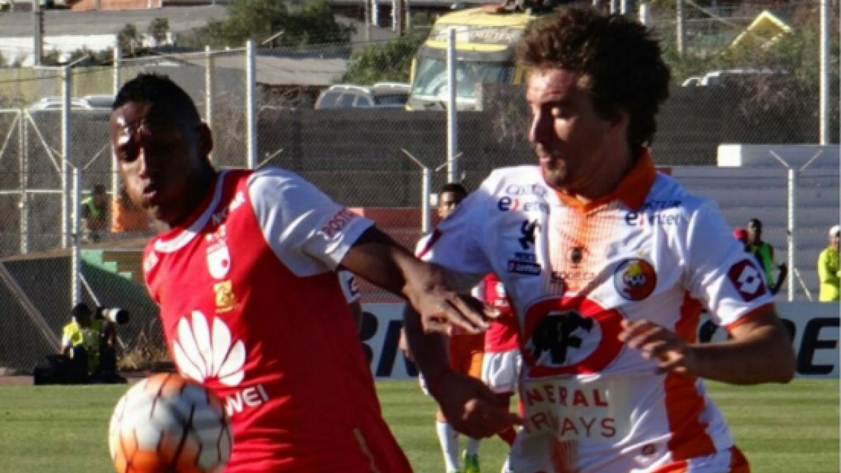 Cobresal visita a Santa Fe buscando un verdadero milagro en la Copa Libertadores