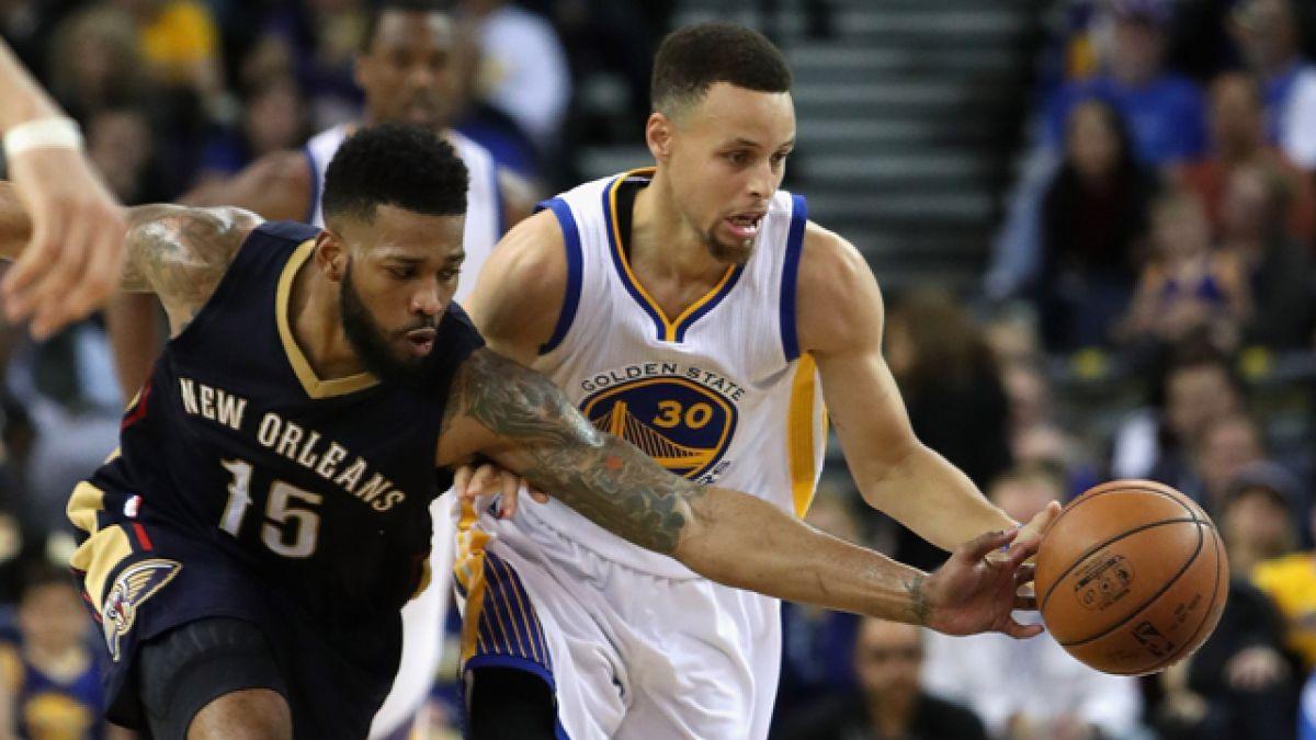 Stephen Curry festeja su cumpleaños con nuevo récord de Golden State Warriors