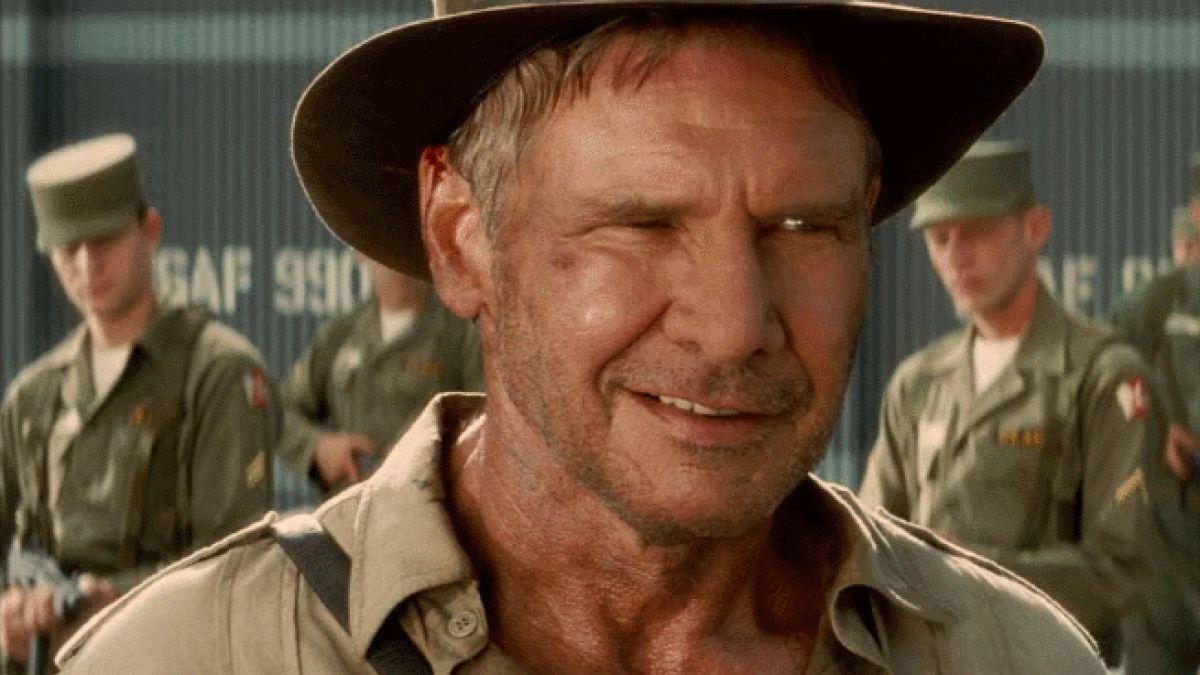 Indiana Jones  Confirman nueva película con Ford y Spielberg  07fc6aa4c02