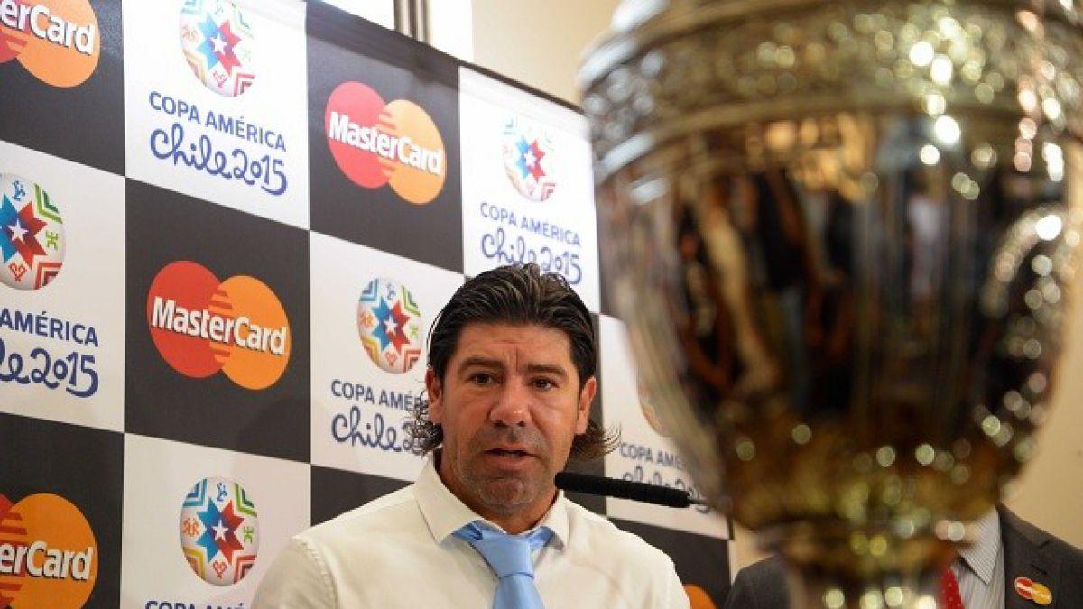 """Marcelo Salas y el mal momento de la U: """"Sería fundamental ganar el clásico a Colo Colo"""""""