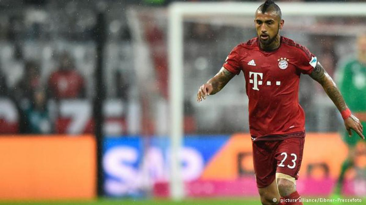 Pese a los dimes y diretes, en la actualidad el chileno Arturo Vidal es el jugador más importante del Bayern.