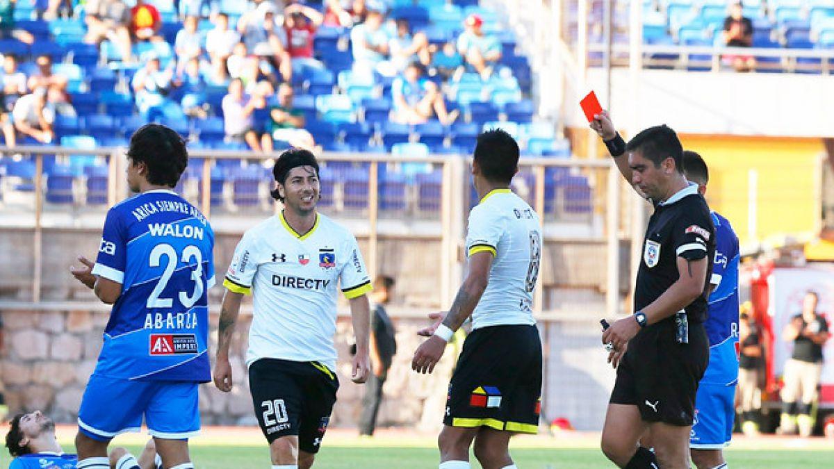 Jaime Valdés recibe una fecha de castigo y se pierde el Supérclasico con la U