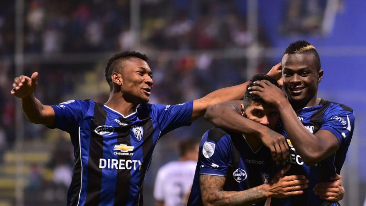 Independiente del Valle vence en casa y mete presión a Colo Colo en Copa Libertadores
