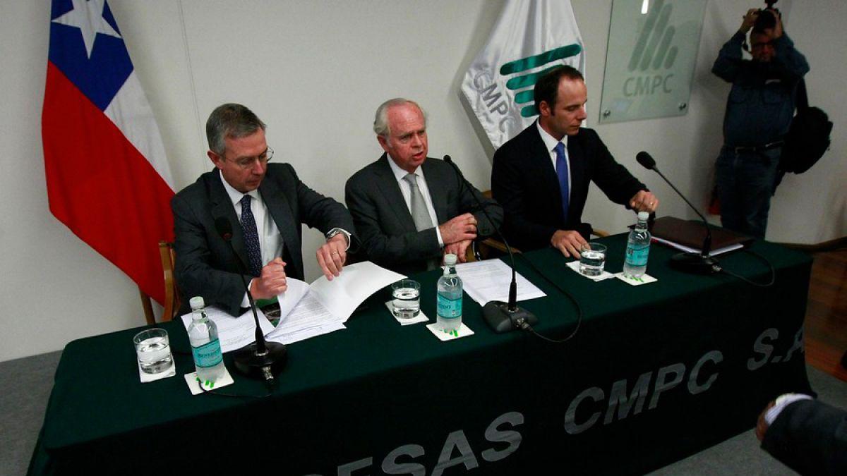 Accionistas de CMPC aprueban aumentar número de directores y no abordan investigación por colusión
