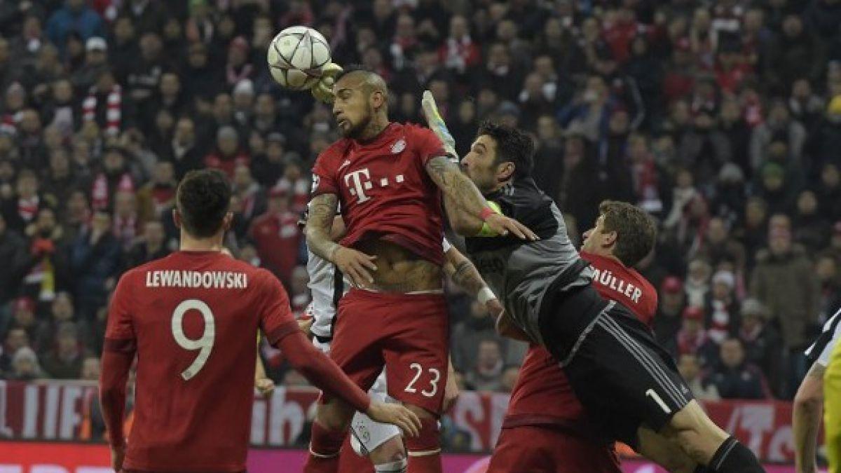 Vuelve la Champions: Este martes Barcelona de Bravo y Bayern de Vidal van a la cancha