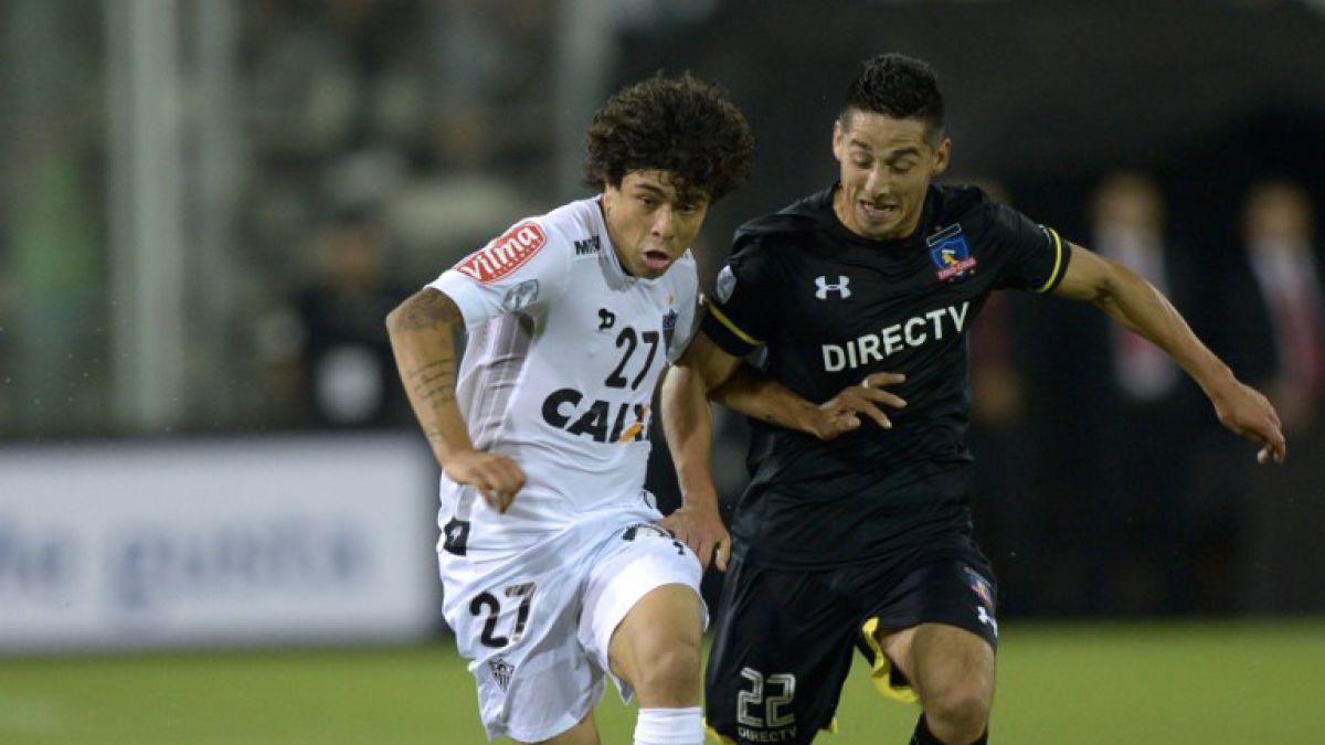 [Minuto a Minuto] Colo Colo sufre ante Atlético Mineiro en Brasil por Copa Libertadores