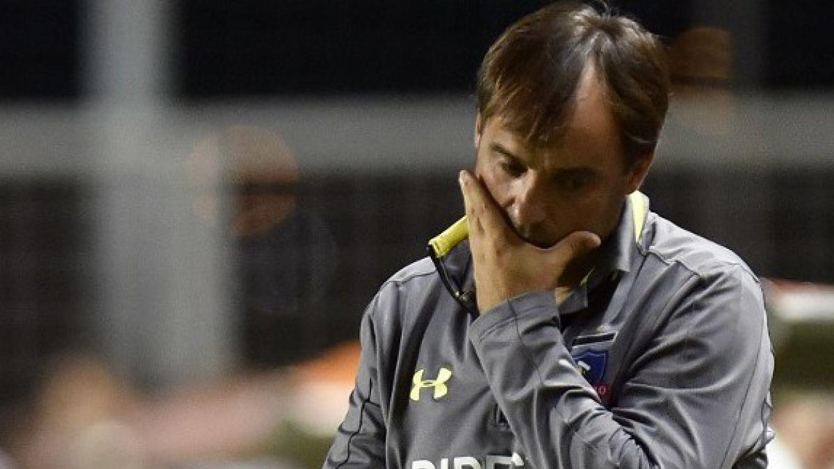 """Sierra tras derrota en Brasil: """"Hay que dar vuelta la página y pensar en el Superclásico"""""""