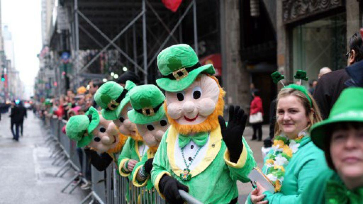 Fotos del dia de san patricio en irlanda 1