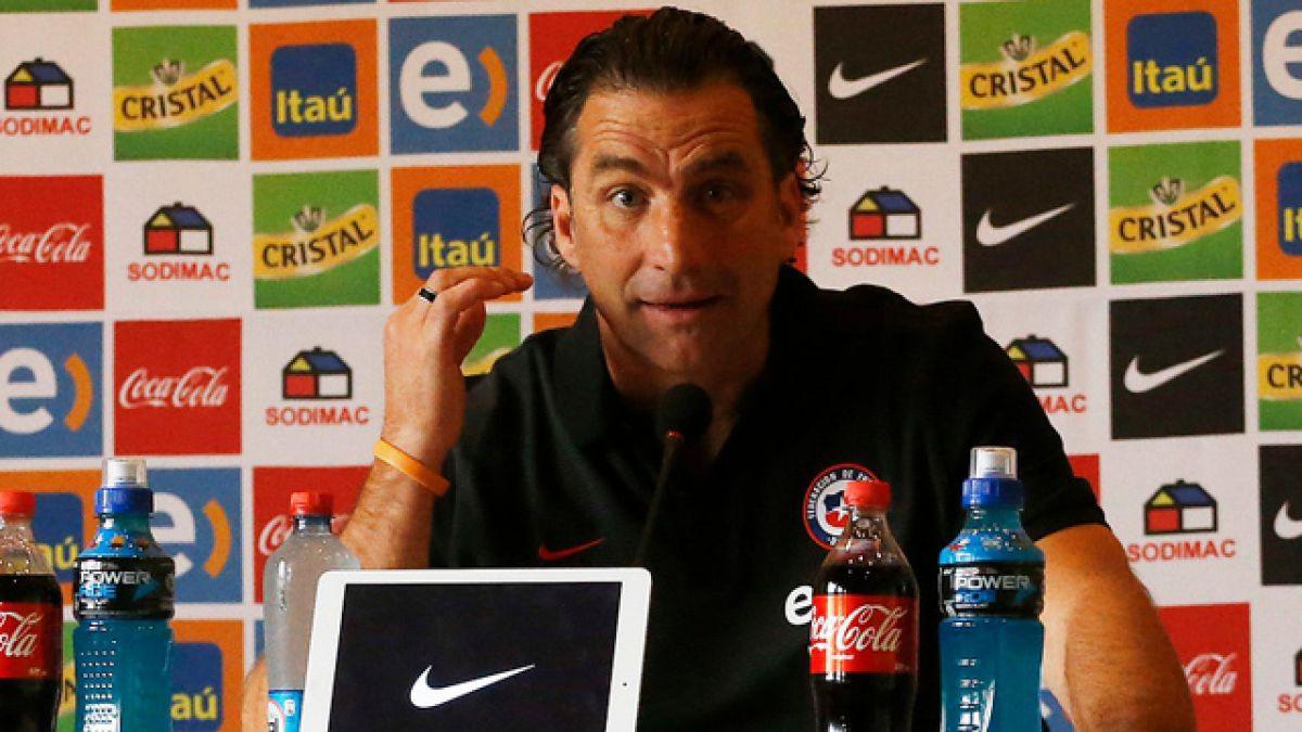 """Pizzi: """"Armamos un plantel que me da garantías para competir con Argentina y Venezuela"""""""