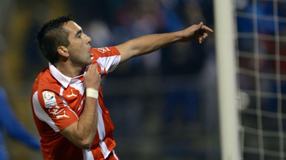 """Fernando Meneses a """"La Roja"""": """"Mis mejores momentos como futbolista los pasé con Pizzi"""""""