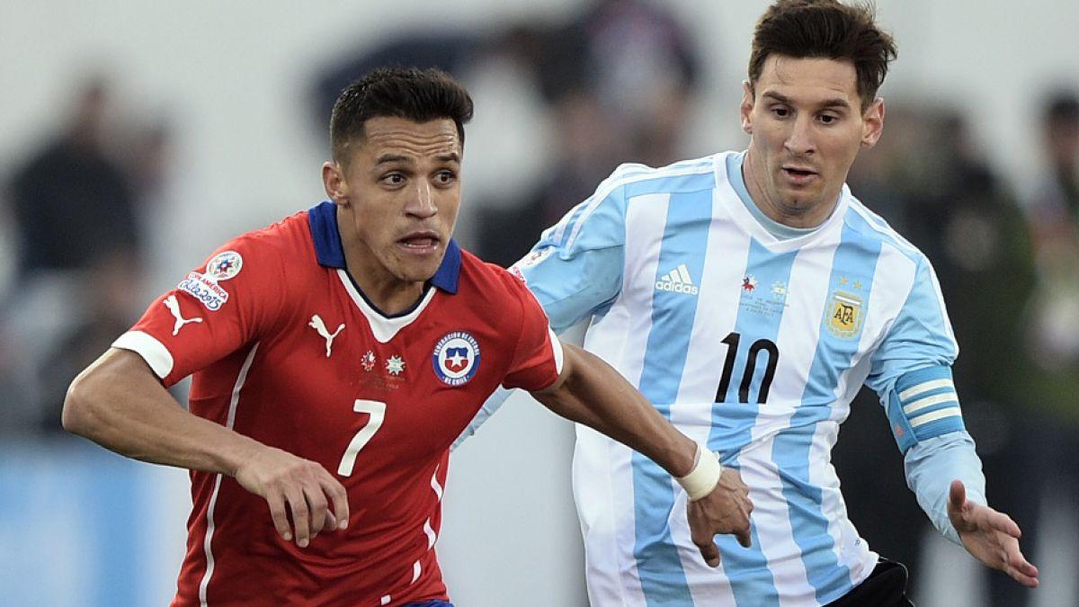 """Messi palpita """"duelo duro"""" con Chile y le manda mensaje a Alexis Sánchez"""