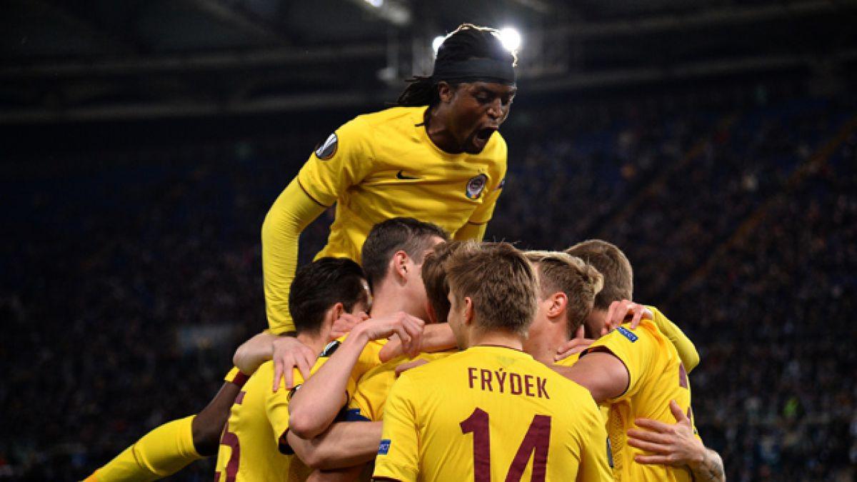 Definidas las parejas de los cuartos de final de la Europa League