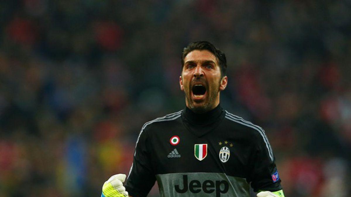 Buffon a un paso del récord de imbatibilidad en el clásico entre el Torino y la Juventus