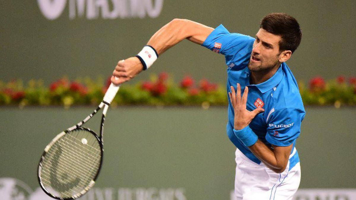 Djokovic aumenta su ventaja al frente de la ATP tras ganar Indian Wells
