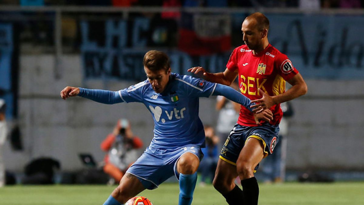 O'Higgins y Unión Española empatan en el arranque de la fecha 10 del Clausura
