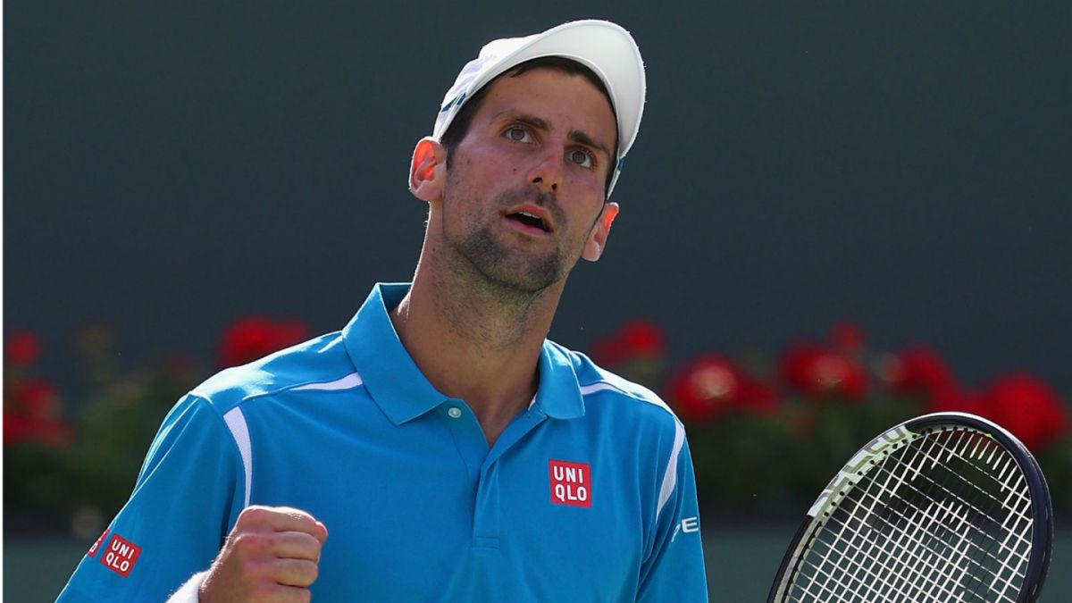 Djokovic derrota a Nadal y avanza hasta la final de Indian Wells