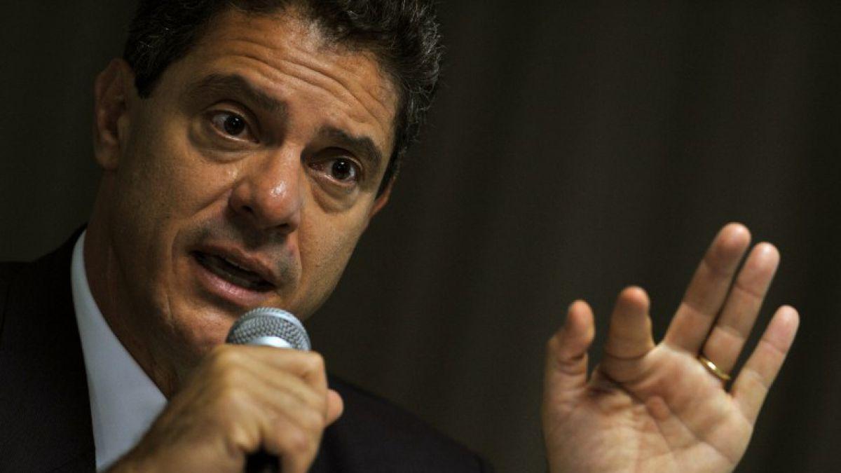 Reacciones a la muerte del ex presidente de minera Vale al estrellarse avioneta en Sao Paulo