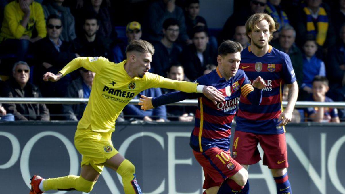 Empate en El Madrigal: Villarreal corta racha de triunfos del Barcelona de Bravo