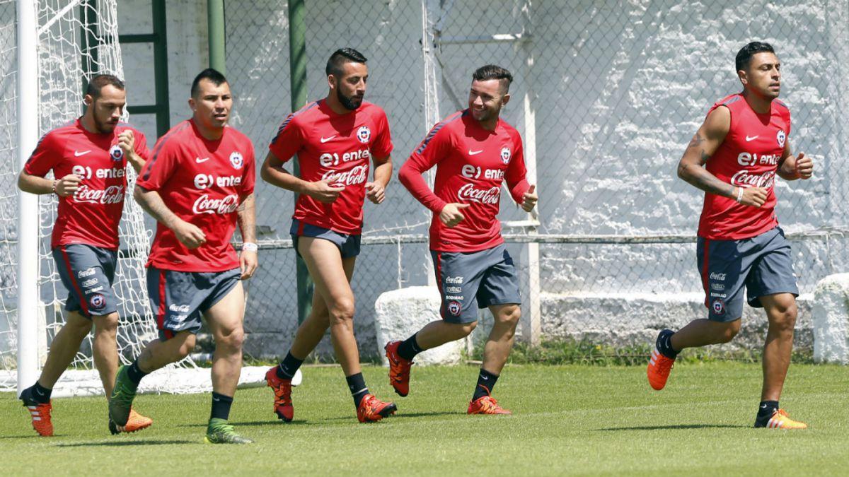 Comienzan los entrenamientos: La Selección se alista para la Operación Argentina