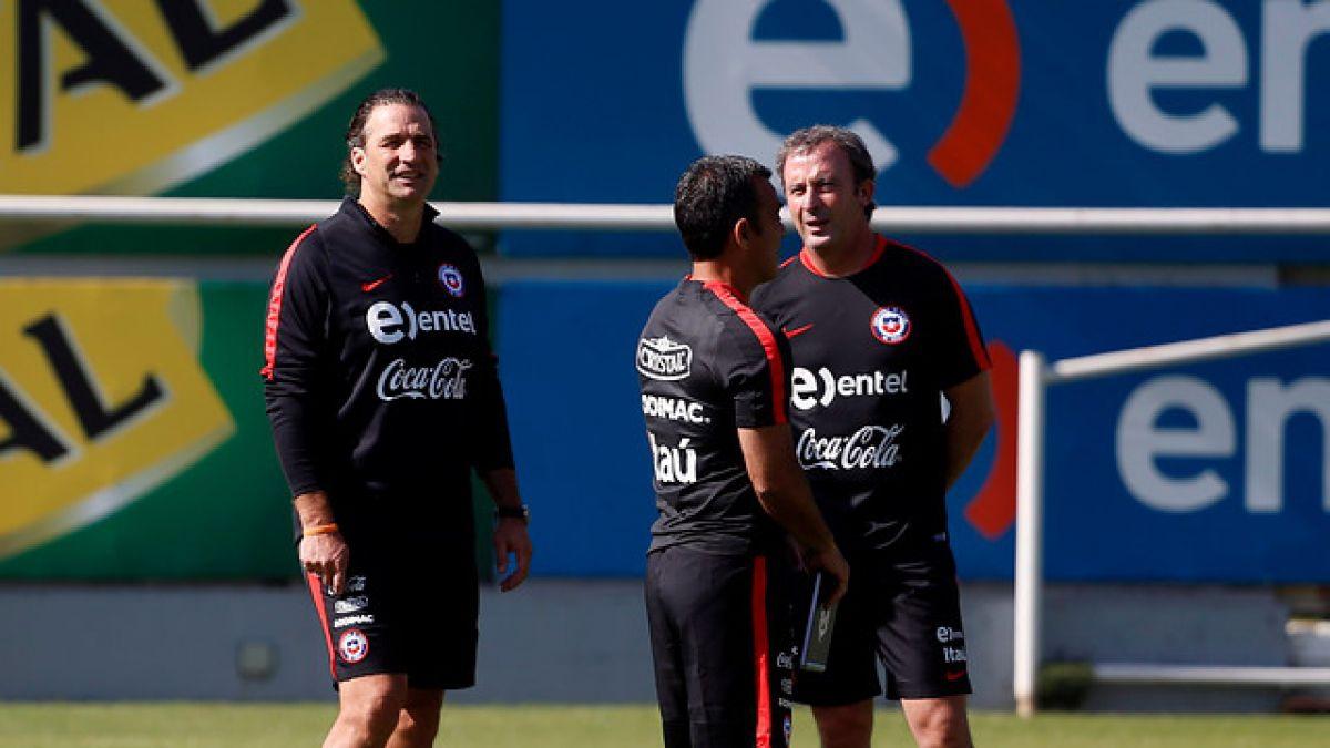 Juan Antonio Pizzi dio inicio a su nuevo proceso al mando de La Roja