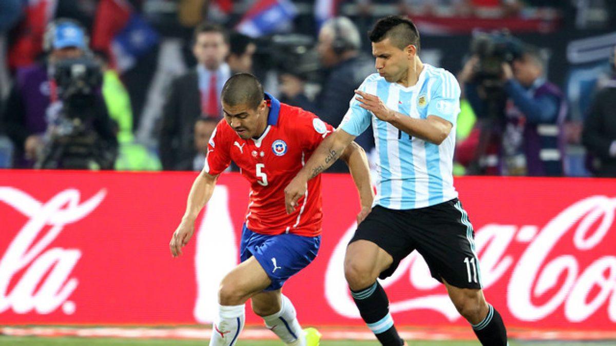 Sergio Agüero se refiere al duelo frente a Chile y adelanta: Necesitamos esos tres puntos