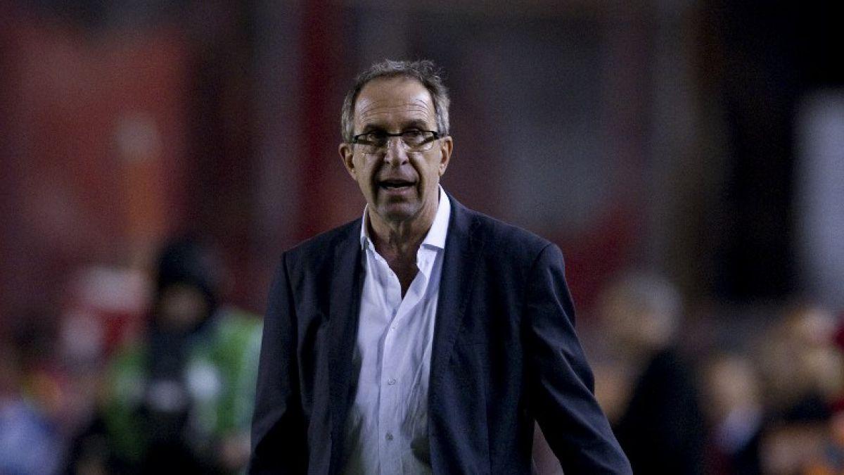 Gerardo Pelusso explica a través de una carta su renuncia a Independiente de Santa Fe