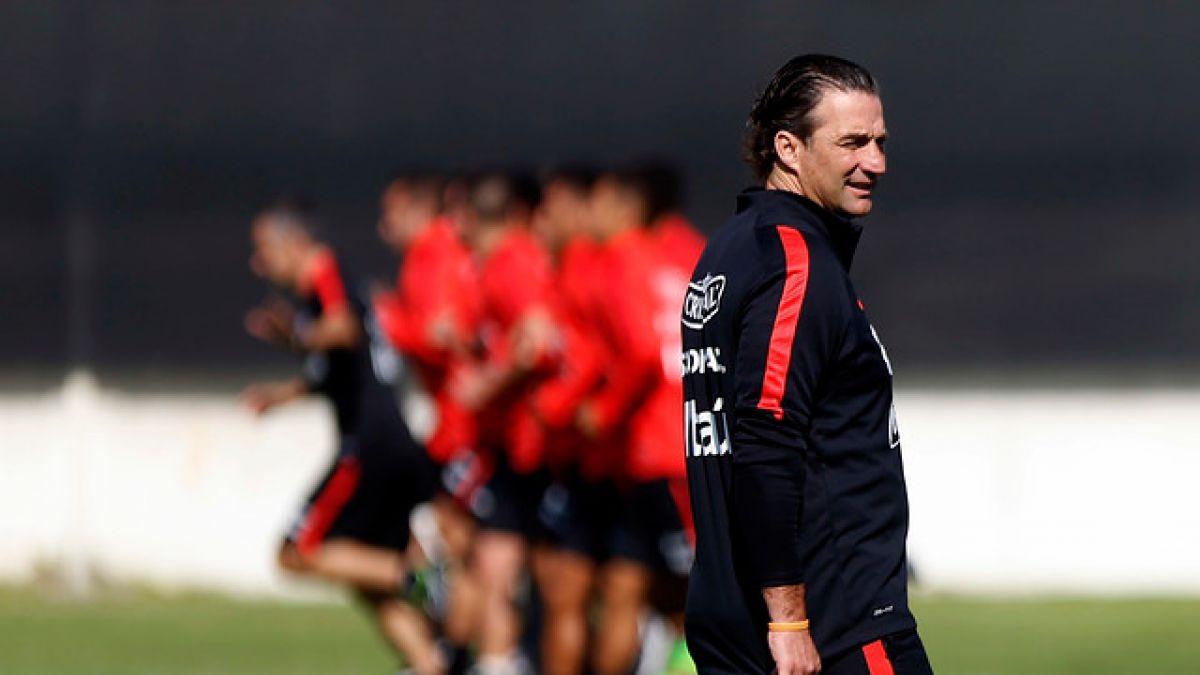 La Roja inicia los trabajos para afrontar su participación en la Copa América Centenario