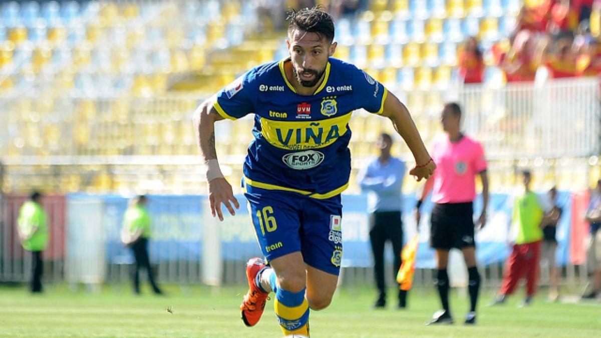 José Luis Muñoz deja de pertenecer a Everton por motivos personales