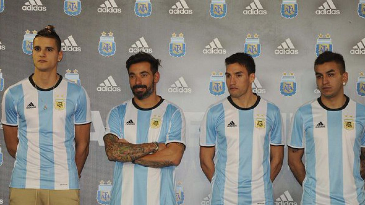 La nueva camiseta que Argentina estrenará en el duelo ante Chile