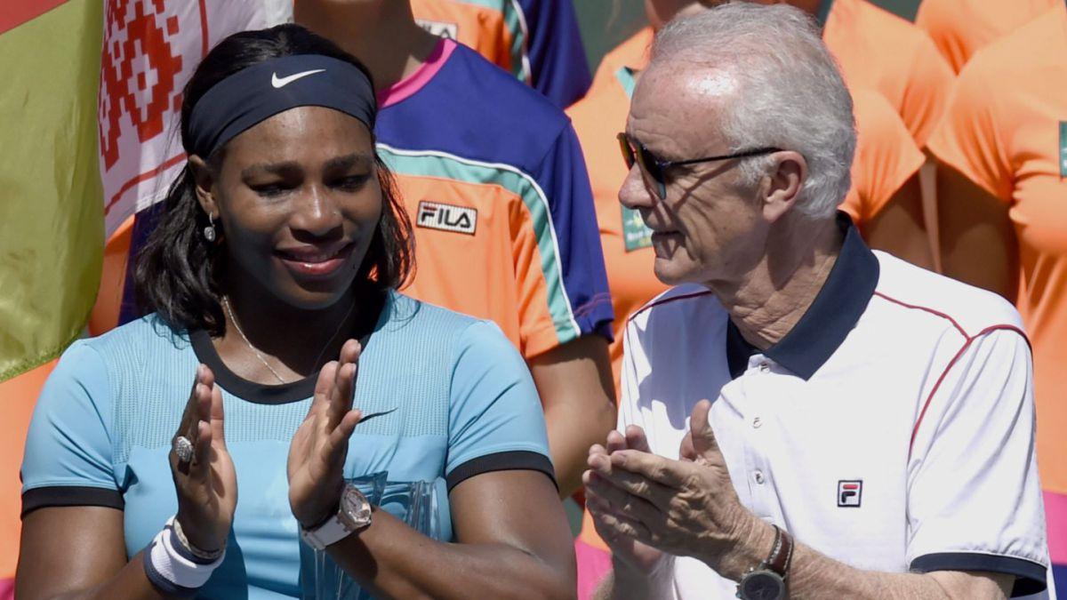 Jefe del torneo de Indian Wells renuncia tras polémicas declaraciones sexistas