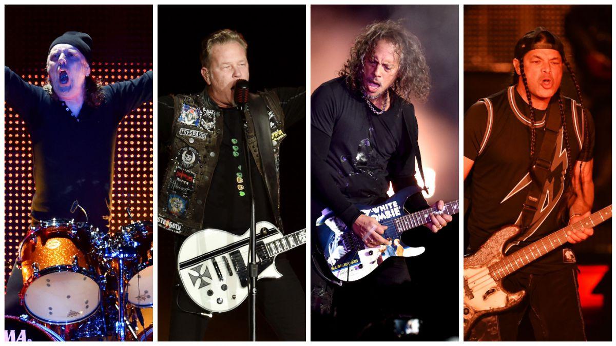 Metallica publica nueva canción en adelanto de su nuevo álbum