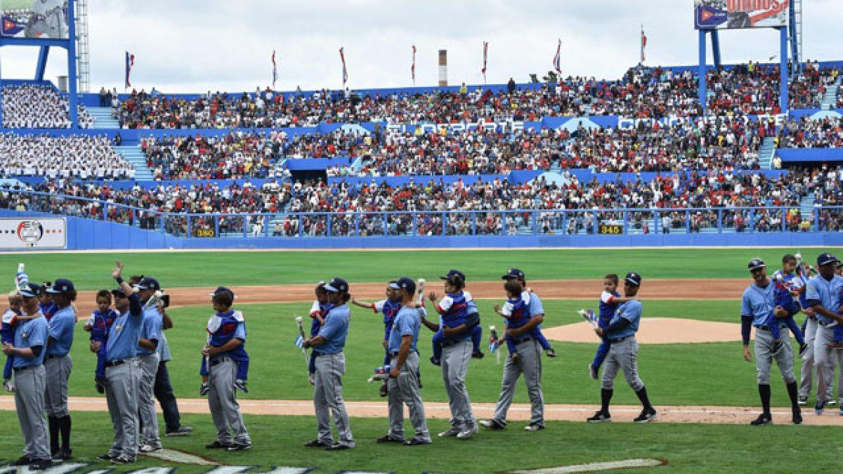Tampa Bay Rays derrota a selección cubana en histórico partido de béisbol