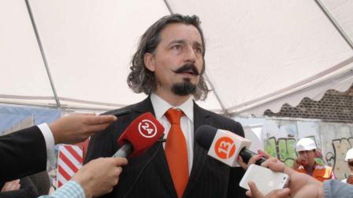 El fiscal del caso SQM Pablo Gómez