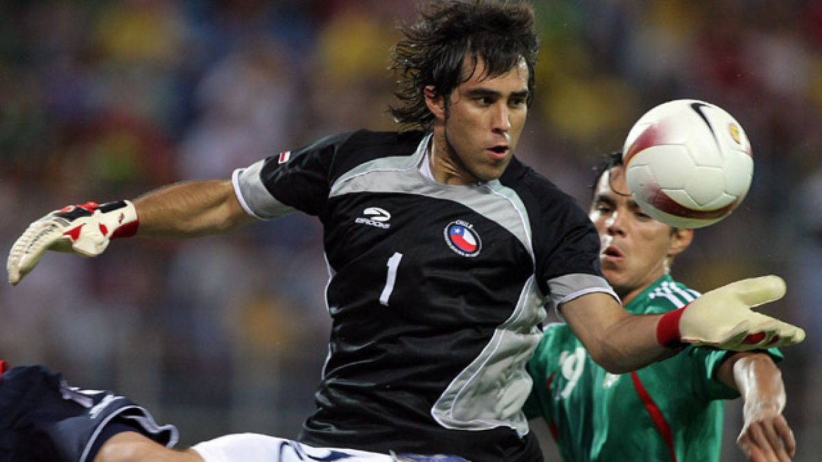 Claudio Bravo: los 100 partidos del capitán