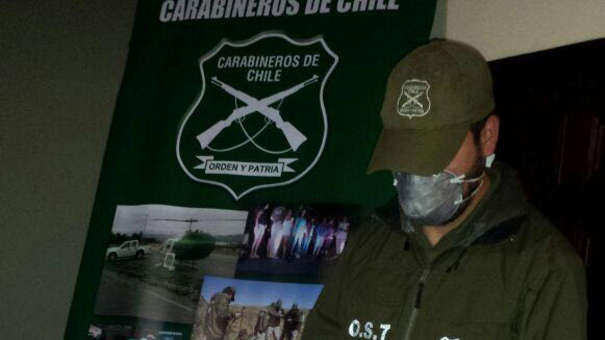 Allanan oficina del Conservador de Bienes Raíces de Puerto Varas por operativo antidrogas
