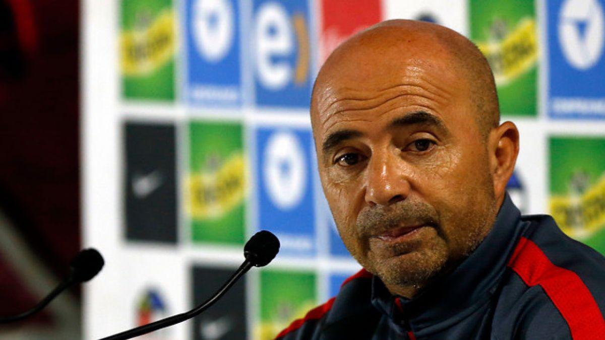 Jorge Sampaoli habría tenido su primera reunión con la directiva de Independiente