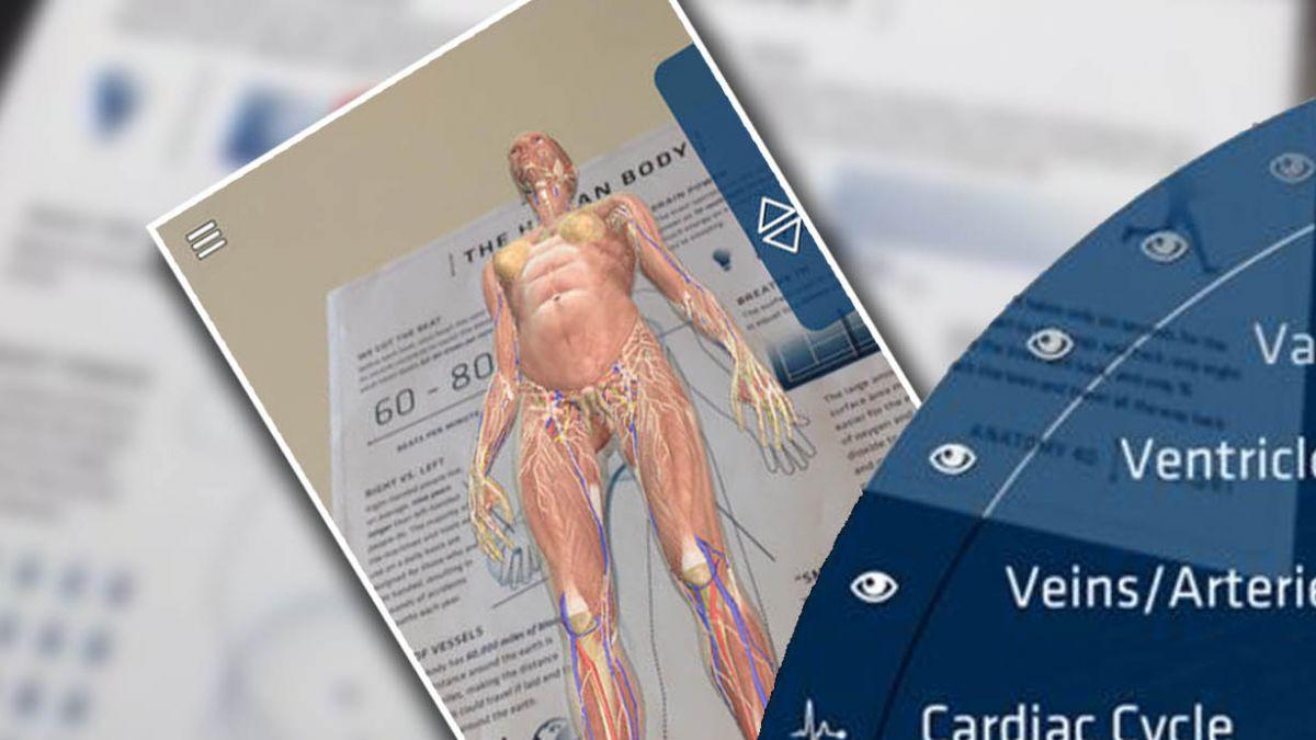 Anatomy 4D: La increíble aplicación para conocer mejor tu cuerpo ...