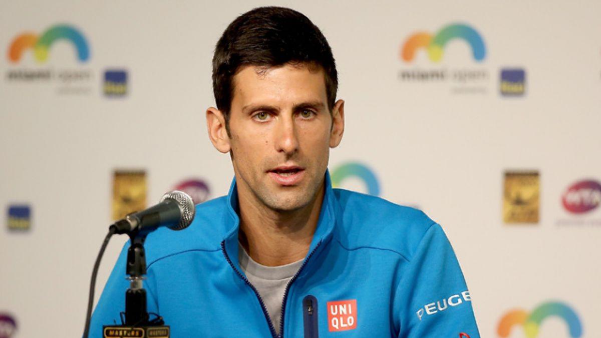 Djokovic pide disculpas y apoya igualdad de premios para hombres y mujeres