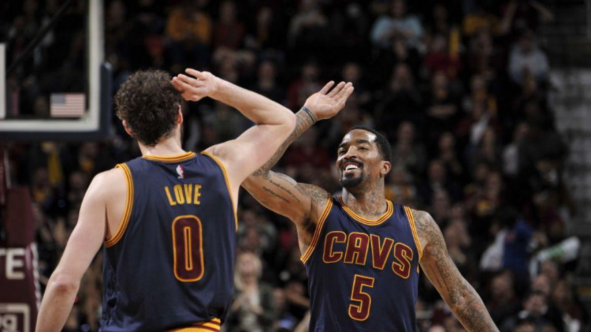 Spurs y Cavaliers mantienen su paso triunfal en la NBA