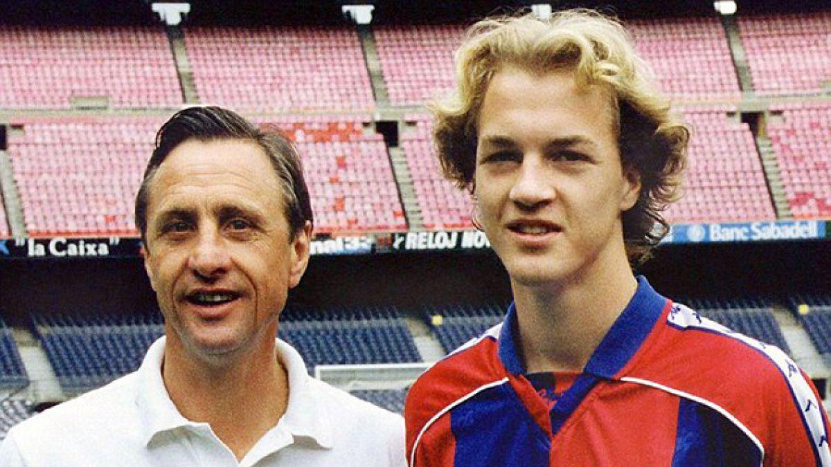El emotivo mensaje de Jordi, el inolvidable hijo de Johan Cruyff, en los días previos a su muerte