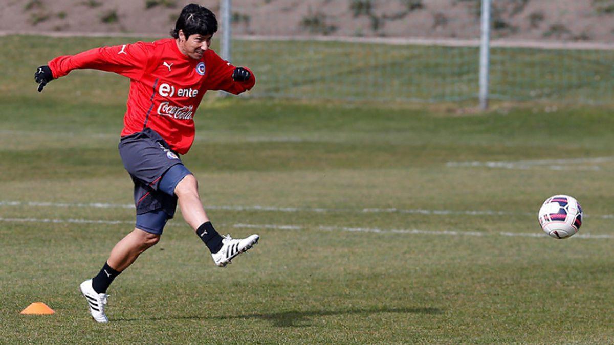 "Jaime Valdés y Esteban Pavez se suman ""de emergencia"" a la selección chilena"