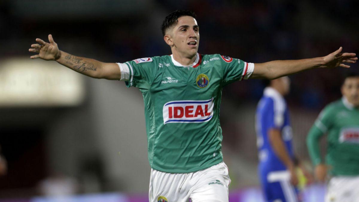 Diego Valdés deja Audax Italiano y se marcha al fútbol extranjero