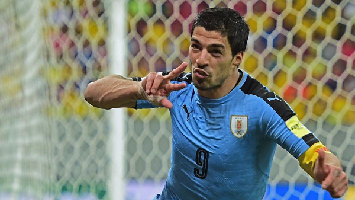 Suárez celebra gol del empate con Brasil: Esto es lo que uno desea cuando vuelve