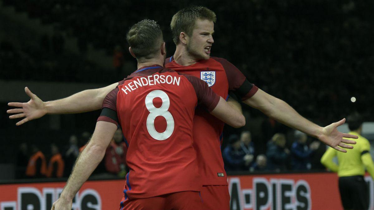 Partidazo: Inglaterra remonta y vence a Alemania a domicilio en amistoso internacional
