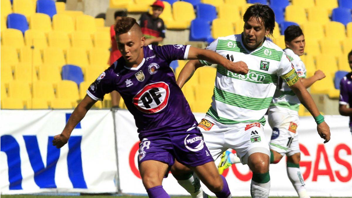 Deportes Temuco pierde ante Concepción y le da esperanzas a Curicó Unido