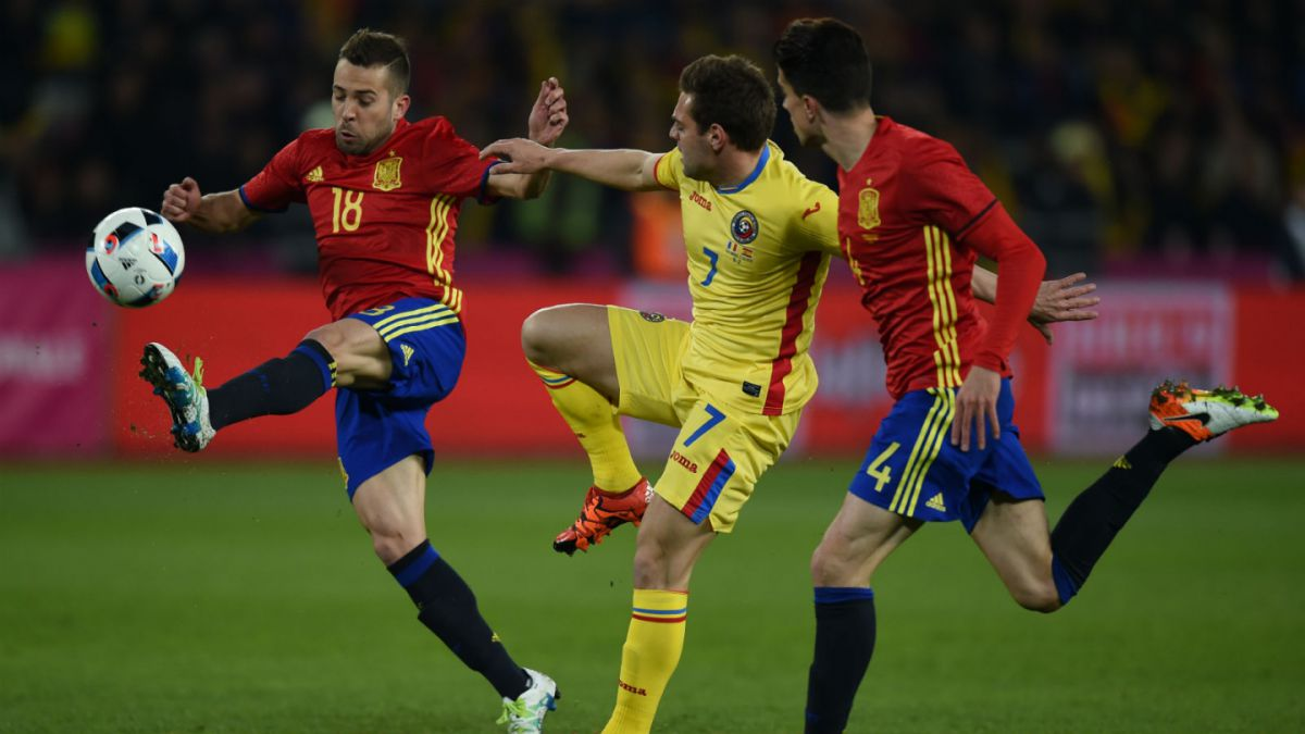 España firma decepcionante empate con Rumania en amistoso preparatorio para la Eurocopa