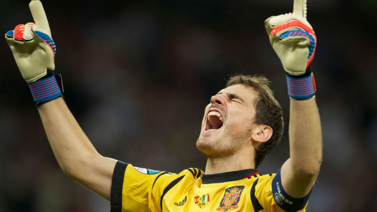 Récord: Iker Casillas se convierte en el jugador europeo con más partidos internacionales