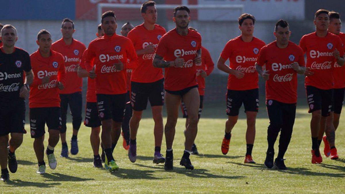 Jugadores Chilenos acusados de dóping..